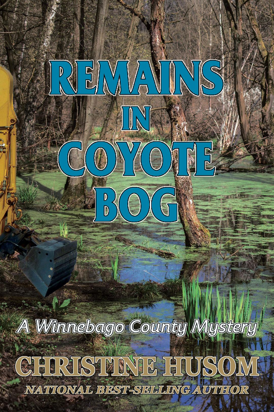 Remains In Coyote Bog book cover